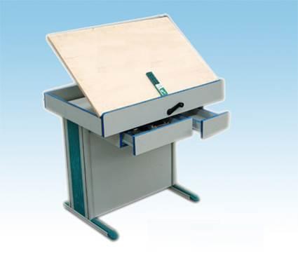 装饰塑料板材镶嵌 制图桌专用塑钢脚 2只 3 多功能升降机